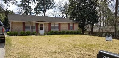 Augusta Single Family Home For Sale: 349 Westmont Drive