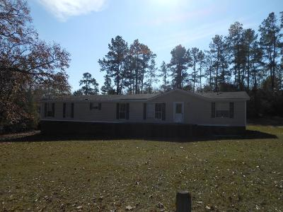 Richmond County Manufactured Home P: 3804 Clanton Road