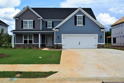 Grovetown Single Family Home For Sale: 524 Brigadier Landing