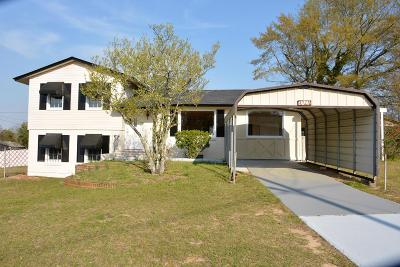 Augusta Single Family Home For Sale: 3033 Jeanne Road