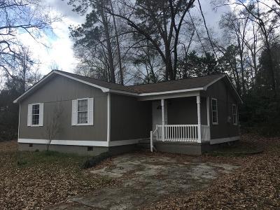 Beech Island Single Family Home For Sale: 110 Oakdale Street