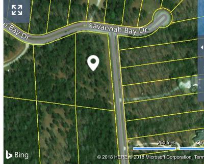 Lincolnton Residential Lots & Land For Sale: Lot 10b Savannah Bay Drive