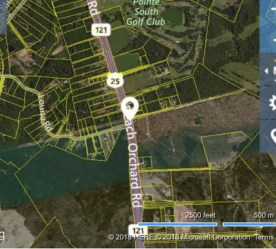 Hephzibah Residential Lots & Land For Sale: 4428 Peach Orchard Road