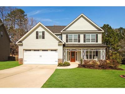 Grovetown Single Family Home For Sale: 1215 Greenwich Pass
