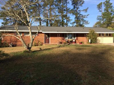 Augusta Single Family Home For Sale: 547 Martin Lane