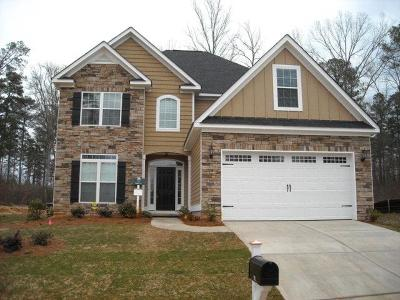 Grovetown Single Family Home For Sale: 765 Herrington Drive
