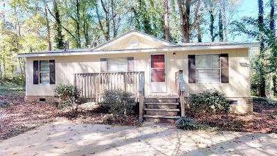 McDuffie County Single Family Home For Sale: 5585 Abbott Drive