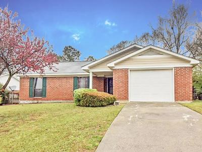 Hephzibah Single Family Home For Sale: 3306 Saddle Brook Drive