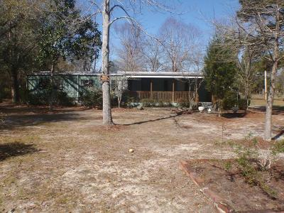 Aiken Single Family Home For Sale: 121 Maranatha Drive
