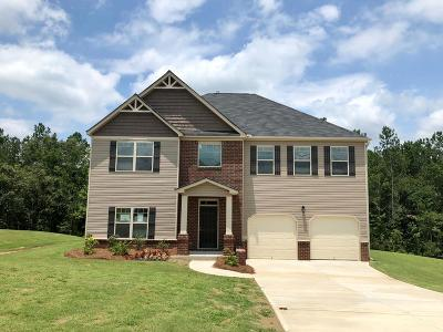 Augusta Single Family Home For Sale: 1552 Oglethorpe Drive