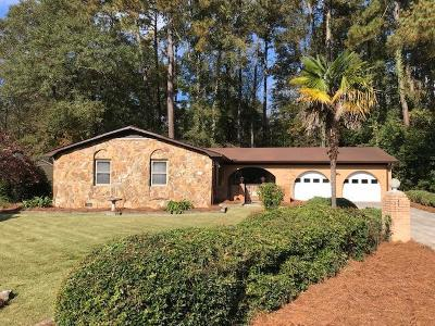 North Augusta SC Single Family Home For Sale: $164,900