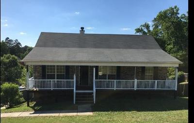 Columbia County Single Family Home For Sale: 4726 Rhett Drive