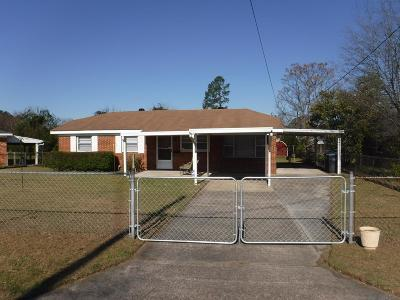 Augusta GA Single Family Home For Sale: $85,900