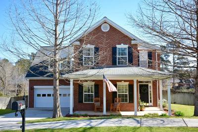 Evans Single Family Home For Sale: 1306 York Street