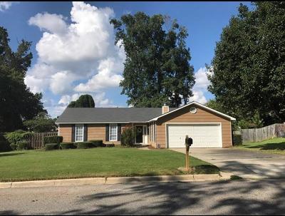 Columbia County Single Family Home For Sale: 3733 Pine Ridge Run