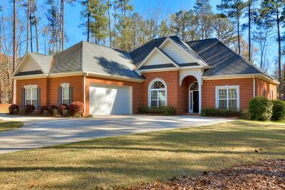 Grovetown Single Family Home For Sale: 8 Eastberry Court
