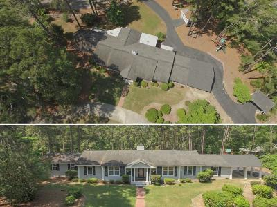 Aiken Single Family Home For Sale: 1707 Ridgecrest Avenue