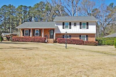 Augusta Single Family Home For Sale: 3601 Nassau Drive