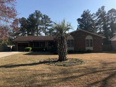 Columbia County, Richmond County Single Family Home For Sale: 4324 Bahama Lane