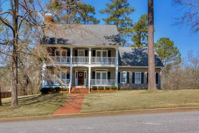 North Augusta Single Family Home For Sale: 105 Fiord Drive
