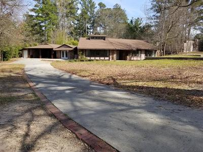 Grovetown GA Single Family Home For Sale: $219,000