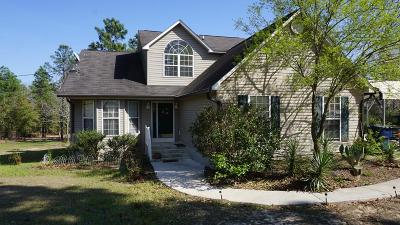 Aiken Single Family Home For Sale: 3147 Silver Bluff Road