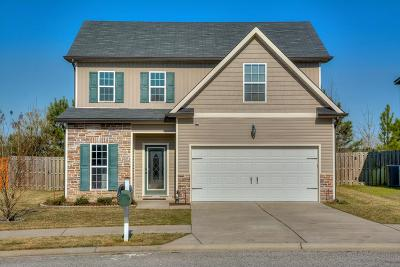 Grovetown Single Family Home For Sale: 226 High Meadows Circle