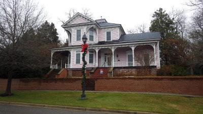 Edgefield County Single Family Home For Sale: 501 Main Street