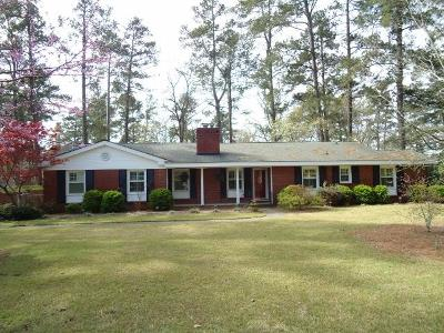 Augusta GA Single Family Home For Sale: $234,000