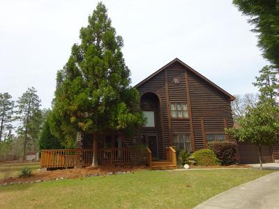 Grovetown GA Single Family Home For Sale: $272,900