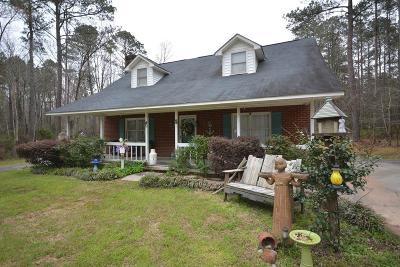 Harlem GA Single Family Home For Sale: $224,900