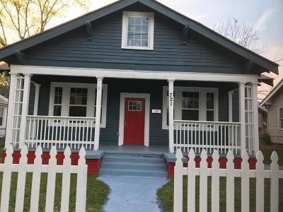 Augusta Single Family Home For Sale: 721 Metcalf Street