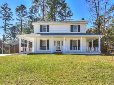 Columbia County Single Family Home For Sale: 336 Hackmore Trail