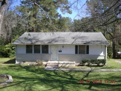 North Augusta Single Family Home For Sale: 11 Linnet Loop