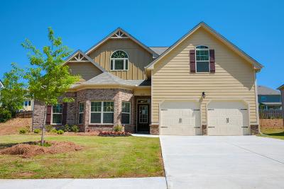 Grovetown GA Single Family Home For Sale: $285,834