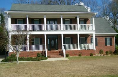 North Augusta Single Family Home For Sale: 106 Savannah Pointe