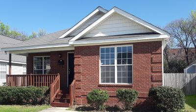 Augusta Single Family Home For Sale: 921 Barnes