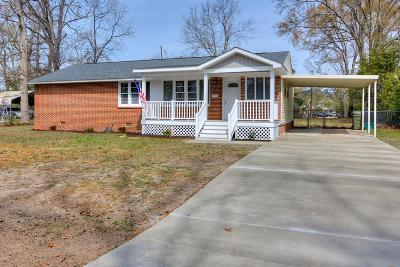 Aiken Single Family Home For Sale: 796 Henry Street