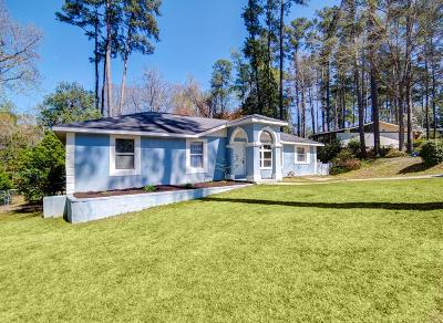 Augusta Single Family Home For Sale: 3347 Tanglewood Drive
