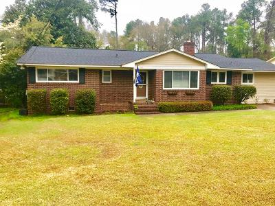 North Augusta Single Family Home For Sale: 718 Indian Mound Drive