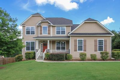 Grovetown Single Family Home For Sale: 640 Burgamy Pass