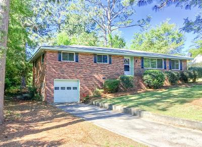 Aiken Single Family Home For Sale: 3507 Gamble Road