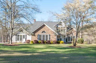 North Augusta Single Family Home For Sale: 215 Montgomery Place