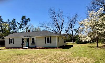 Augusta GA Single Family Home For Sale: $139,900
