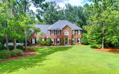 Aiken Single Family Home For Sale: 112 Sweet Bay Drive