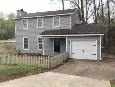 Martinez Single Family Home For Sale: 350 Candlewood Drive