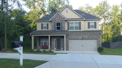 North Augusta Single Family Home For Sale: 105 Langfuhr Way