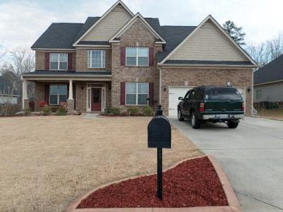 Grovetown Single Family Home For Sale: 1359 Highwoods Pass