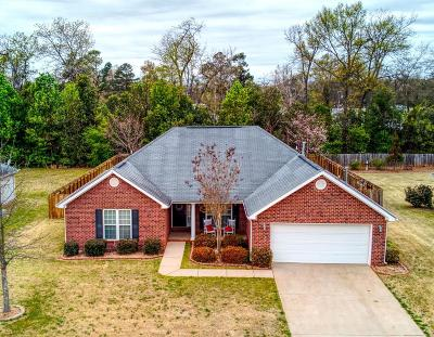 Aiken Single Family Home For Sale: 546 Grandiflora Circle