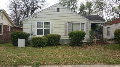 Augusta GA Single Family Home For Sale: $10,900